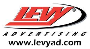 Levy Advertising Racetime Sponsor