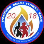Pompano Beach Fitness Race 2018 Logo RaceTime
