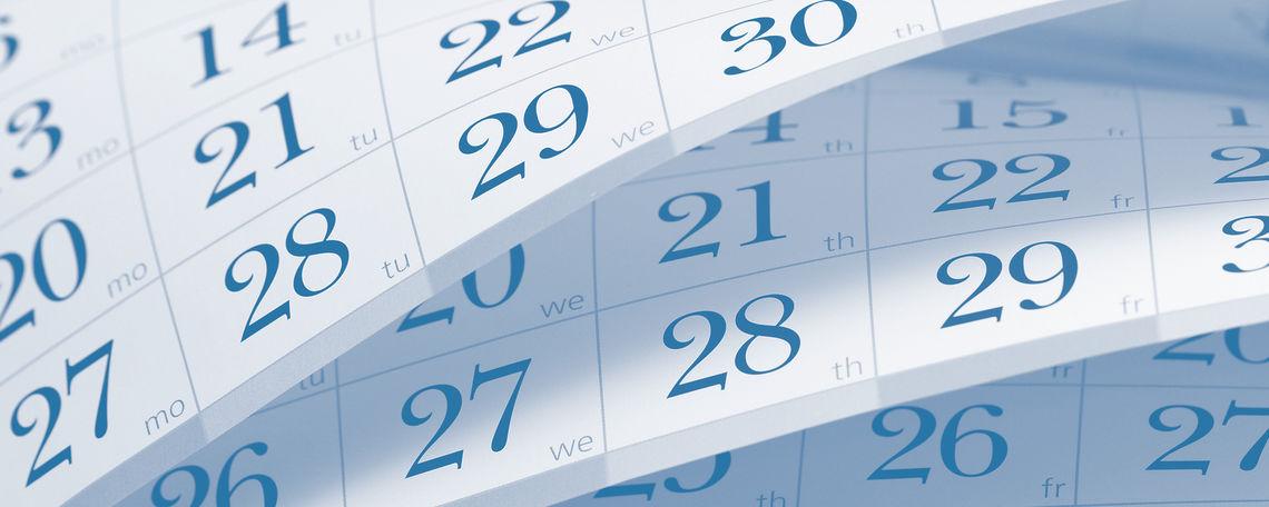 RaceTime Calendar