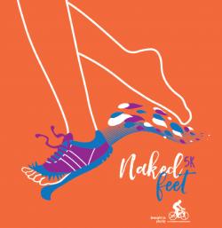 Naked Feet 5K - 9/14/19