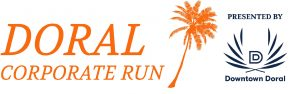 Doral Corporate Run Logo 2018 RaceTime