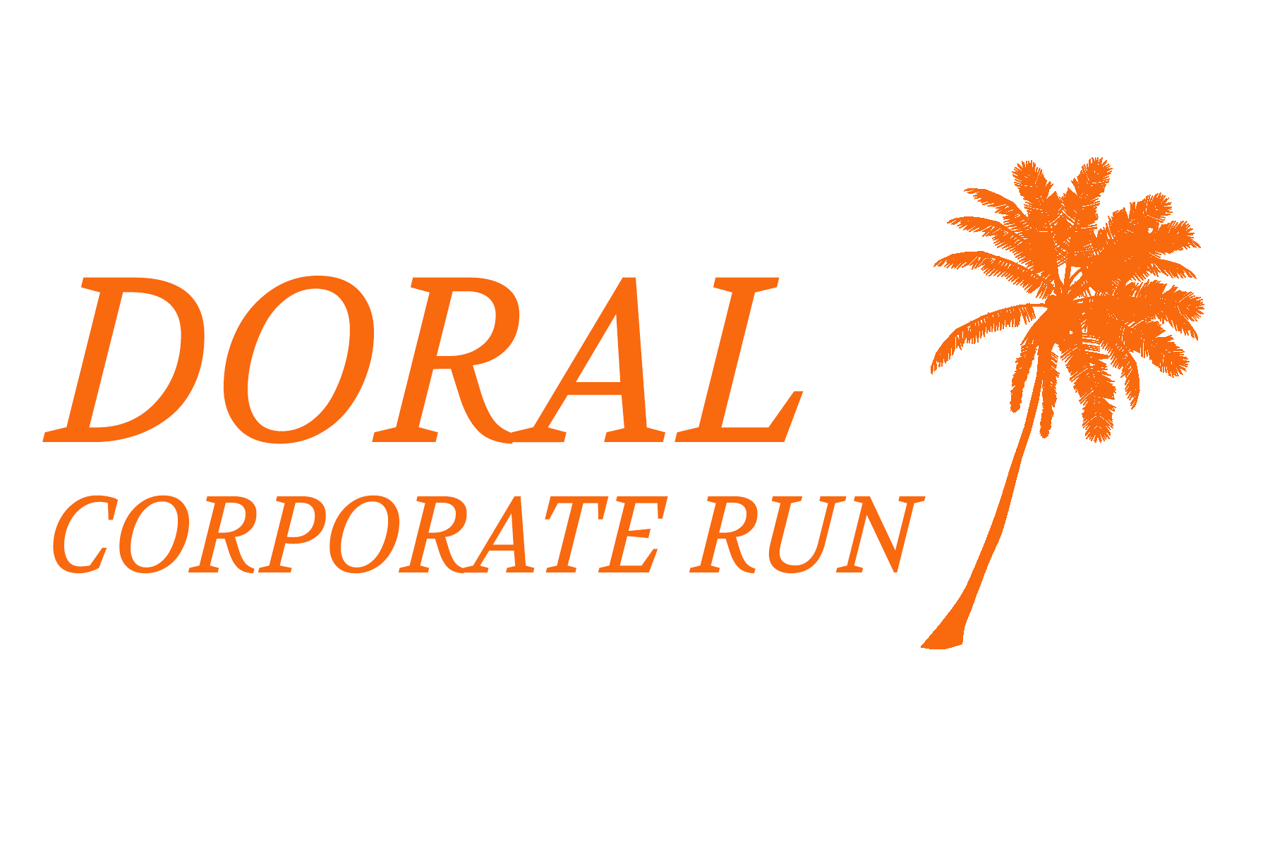 Doral Corporate Run Logo