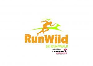 Run Wild 5K Logo - RaceTime