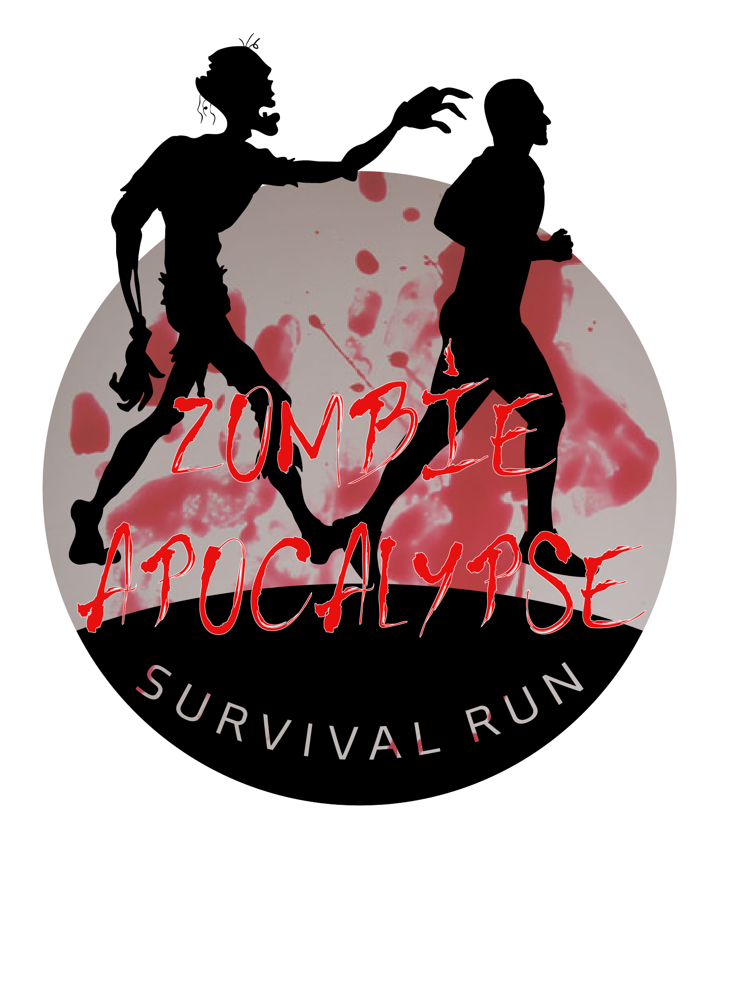 Zombie Apocalypse Survival Run