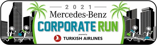 Miami Mercedes Benz Corporate Run - 9/23/21